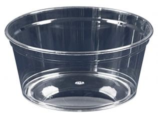 Visuel du produit VD270 - Coupe à dessert en PSI - Transparent, 270ml, 102mm