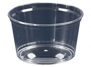 Visuel du produit VD350 - Coupe à dessert en PSI - Transparent, 350ml, 102mm